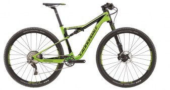 Rower CANNONDALE SCALPEL SI CARBON 3 (2017)