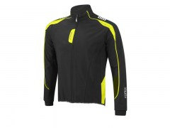 FORCE X72 MEN kurtka SOFTSHELL czarno-fluo